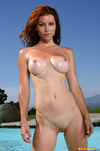 Heather Vandeven Nude